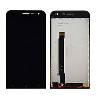Дисплей (LCD) Asus ZenFone 2 Laser (ZE601KL) with touch screen black