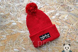 Шапка зимняя с бубоном Steetz , фото 3