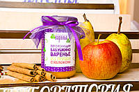 Натуральное варенье, груша с яблоком 190 мл