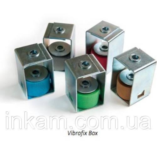 Виброкрепления Vibrofix Box 450 шумоизоляция воздуховодов, трубопроводов, оборудования