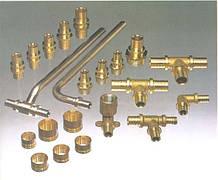 Аналог Rehau (Рехау) труба и фиттинги с натяжными гильзами Heat-Pex (Хит-пекс)
