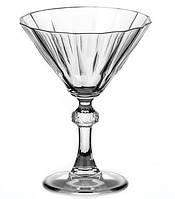 Набор 6 фужеров Diamond для коктейлей 240мл, мартинки