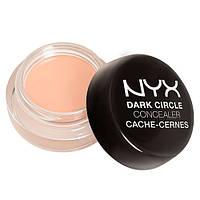 NYX DCC01 Dark Circle Concealer Fair - Консилер от темных кругов, 2.9 г