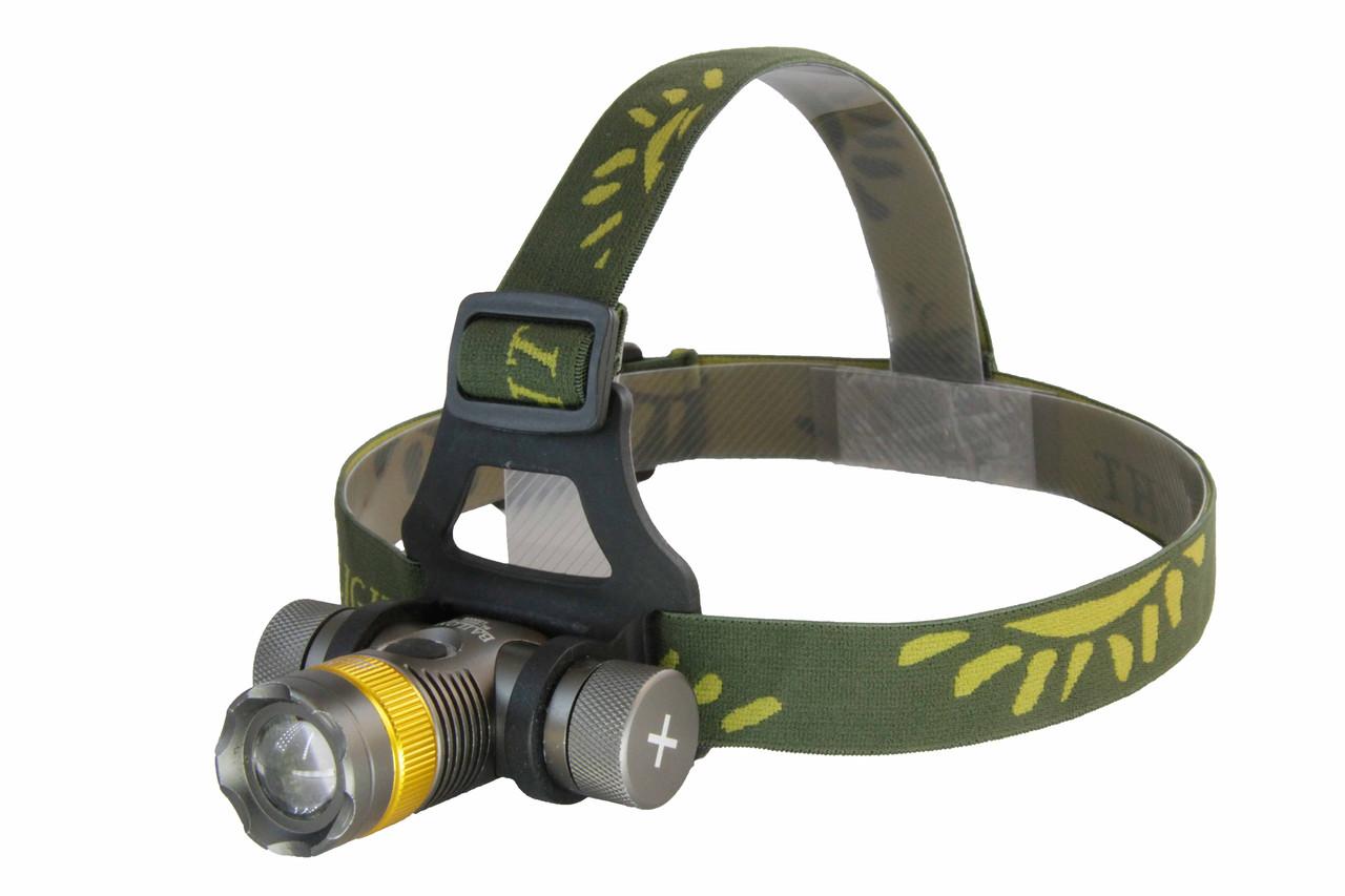 Налобный фонарь BL-6836-T6 (3 фильтра)