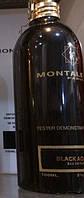 Тестер парфюмированная мужская вода Montale Black Aoud ( Монталь Блэк Ауд ) 100 мл