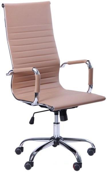 Кресло руководителя Slim (Слим) НВ бежевое