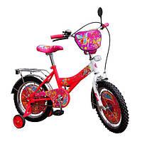 """Детский Велосипед 18""""  Феи  """"Winx"""""""