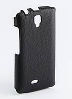 Накладка кожаная Florence Lenovo A2010