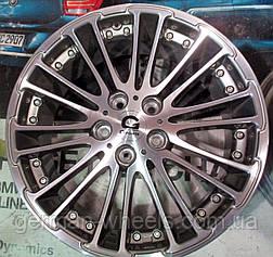 """Диски 18"""" G-Power  Silverstone Diamond для BMW 3-series(разноширокие)"""