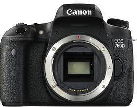 Фотоапарат Canon EOS 760D body