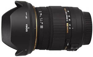 Об'єктив Sigma AF 17-50mm f/2.8 EX DC OS HSM Sony, фото 2