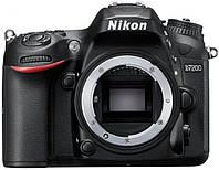 Фотоапарат Nikon D7200 body