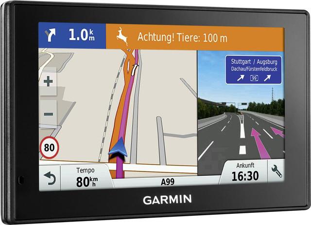 GPS-навігатор Garmin DriveLuxe 50 EU LMT