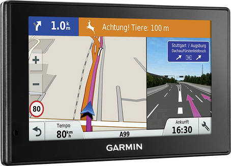 GPS-навігатор Garmin DriveLuxe 50 EU LMT, фото 2