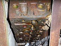 Ориги. головка блока цилиндров D2156 на автобус «Икарус». ГБЦ задняя на усиленный двигатель Ikarus 51031016424