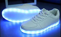 Кроссовки светящиеся с LED подсветкой