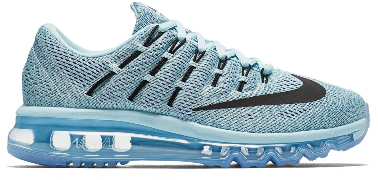Кросівки Nike Air Max 2016 Blue Grey Black Ocean Fog