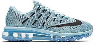 Кроссовки Nike Air Max 2016 Blue Grey Black Ocean Fog