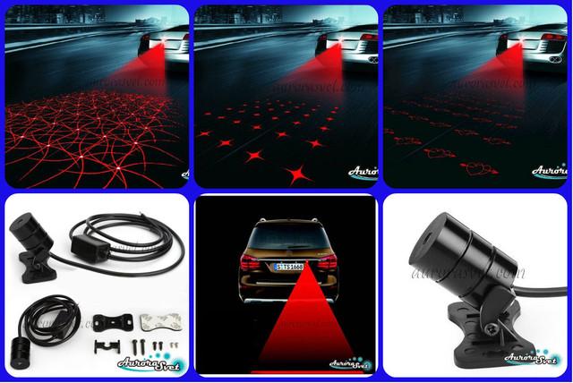 противотуманный лазер для автомобиля