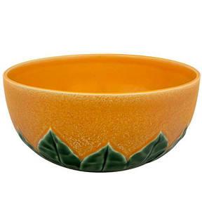 Салатник Bordallo Pinheiro Orange 3500мл