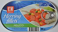 Филе сельди Classic в пикантно - остром соусе Mexico 200h.