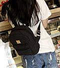 Мини рюкзак с заклепками., фото 5
