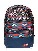 Городской рюкзак сине-красный Native Navi Urban Planet 25л. (мужской рюкзак, женский рюкзак)