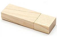 Оригинальная деревянная флешка Брусок