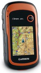 Туристичний GPS-навігатор Garmin eTrex 20x