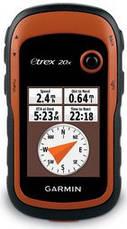 Туристичний GPS-навігатор Garmin eTrex 20x, фото 2