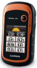 Туристичний GPS-навігатор Garmin eTrex 20x, фото 3