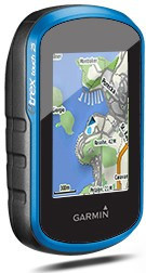 Туристичний GPS-навігатор Garmin eTrex Touch 25