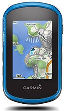 Туристичний GPS-навігатор Garmin eTrex Touch 25, фото 2