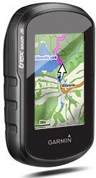 Туристичний GPS-навігатор Garmin eTrex Touch 35