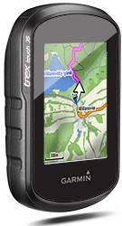 Туристичний GPS-навігатор Garmin eTrex Touch 35, фото 2