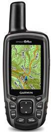 Туристичний GPS-навігатор Garmin GPSMAP 64st (карта Європи + карта України), фото 2