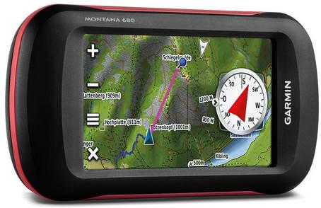 Туристичний GPS-навігатор Garmin Montana 680, фото 2