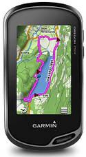 Туристичний GPS-навігатор Garmin Oregon 750t (карта Європи+ карта України), фото 2