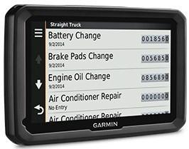 GPS-навігатор для вантажівок Garmin Dezl 570 LMT-D