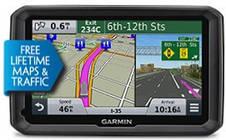 GPS-навігатор для вантажівок Garmin Dezl 570 LMT-D, фото 2