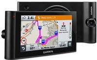 GPS-навігатор для вантажівок з відеореєстратором Garmin DezlCam LMT