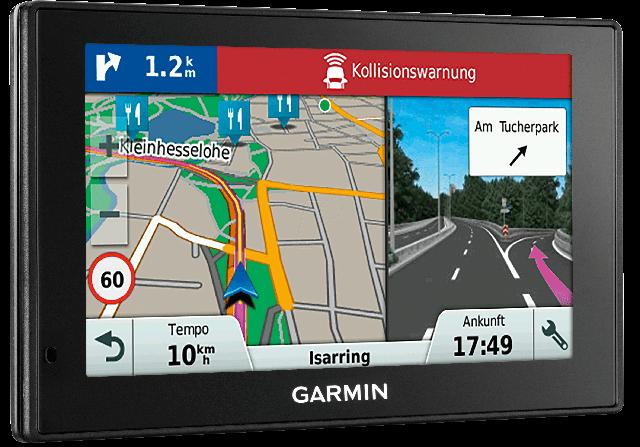 GPS-навігатор з відеореєстратором Garmin DriveAssist 50 LMT-D