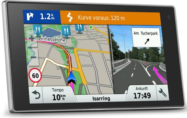 GPS-навігатор Garmin DriveLuxe 50 LMT-D