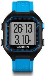 Смарт-годинник Garmin Forerunner 25 Black/Blue, фото 2