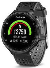 Смарт-годинник Garmin Forerunner 235 Black/Gray
