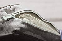 Чехол на матрац съёмный льняной - Lintex с льняной тканью на высоту матраца 6 см