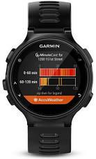 Смарт-годинник Garmin Forerunner 735XT Black/Gray, фото 3