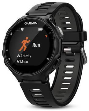Смарт-годинник Garmin Forerunner 735XT Black/Gray Run Bundle, фото 2