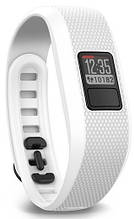 Фітнес-браслет Garmin Vivofit 3 White Regular