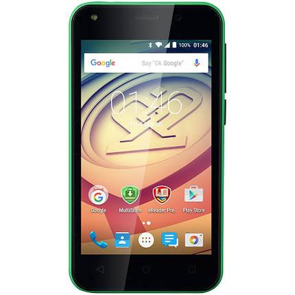 Мобильный телефон Prestigio MultiPhone Wize L3  3403 Duo Green, фото 2